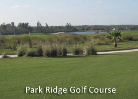 Golf Course Photo, Park Ridge Golf Course, Lake Worth, 33467