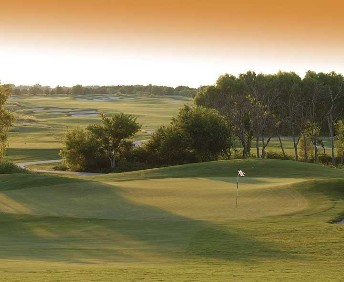 The Golf Club At Star Ranch,Hutto, Texas,  - Golf Course Photo