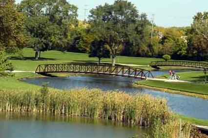 Vernon Hills Golf Course,Vernon Hills, Illinois,  - Golf Course Photo