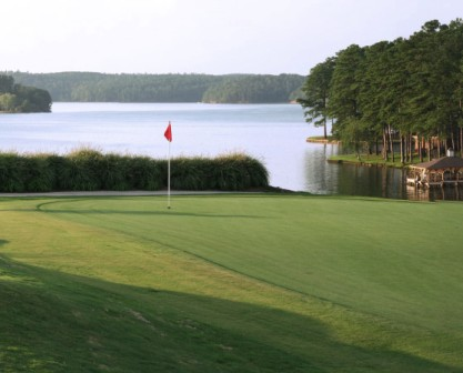 Golf Course Photo, Milledgeville Country Club, Milledgeville, 31061