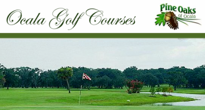 Pine Oaks Golf Course,Ocala, Florida,  - Golf Course Photo