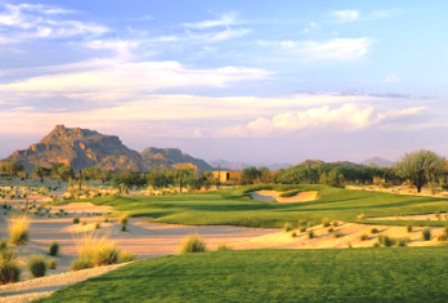 Longbow Golf Club, Mesa, Arizona, 85215 - Golf Course Photo