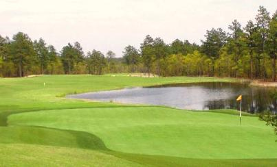 The Carolina, CLOSED 2014,Pinehurst, North Carolina,  - Golf Course Photo