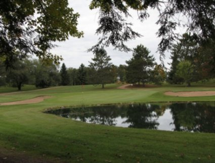Clintonville Riverside Golf Club, Clintonville, Wisconsin, 54929 - Golf Course Photo
