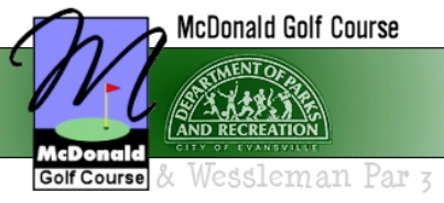 Mcdonald Golf Course,Evansville, Indiana,  - Golf Course Photo