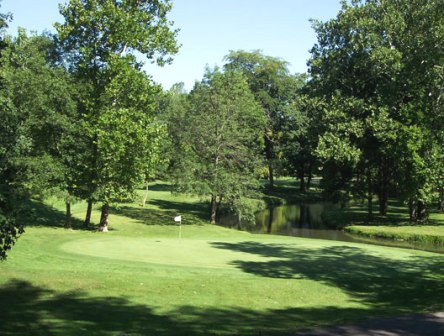 Golf Course Photo, Kings Mill Golf Club, Waldo, 43356