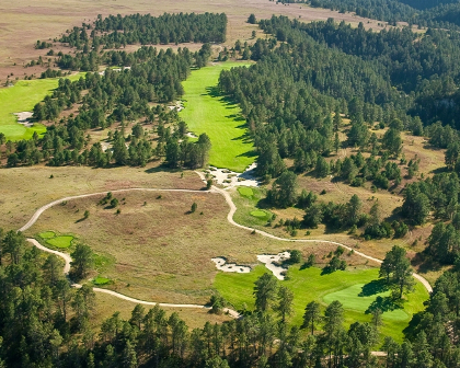 Prairie Club, Pines Course,Valentine, Nebraska,  - Golf Course Photo