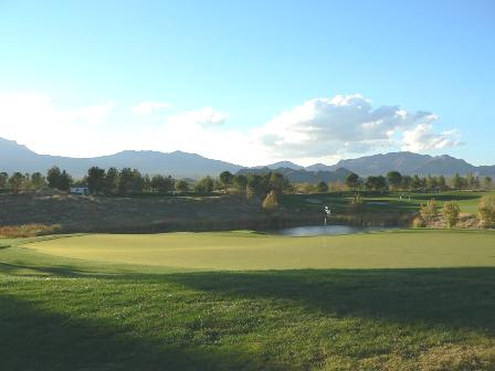 Primm Valley Golf Club, Lakes Course, Nipton, California, 92364 - Golf Course Photo