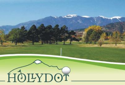 Hollydot Golf Course -Gold Links,Colorado City, Colorado,  - Golf Course Photo