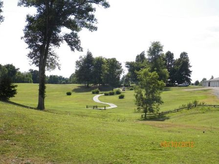 Oak Hill Country Club,Clinton, Kentucky,  - Golf Course Photo