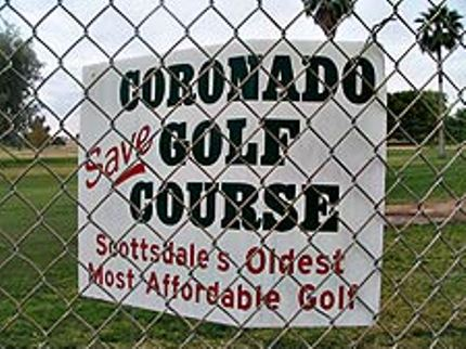 Coronado Golf Course, Scottsdale, Arizona, 85257 - Golf Course Photo