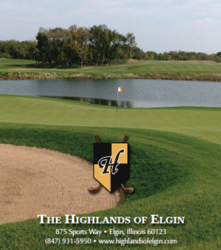 The Highlands of Elgin,Elgin, Illinois,  - Golf Course Photo