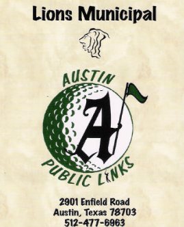 Golf Course Photo, Lions Municipal Golf Course, Austin, 78703