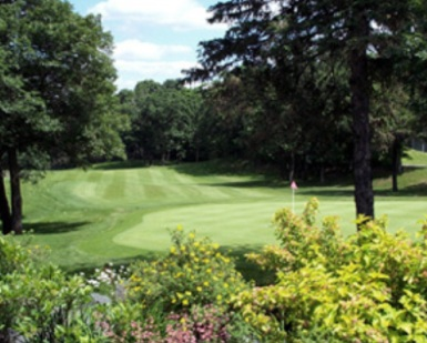 Dellwood Hills Golf Club, Dellwood, Minnesota, 55110 - Golf Course Photo