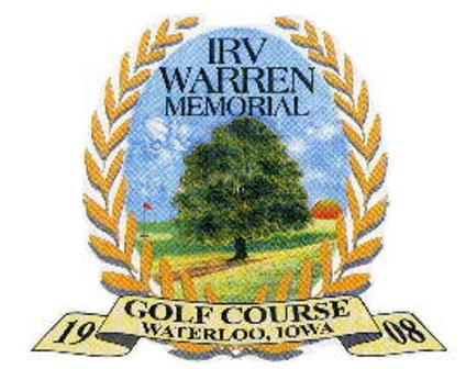 Irv Warren Memorial Golf Course,Waterloo, Iowa,  - Golf Course Photo
