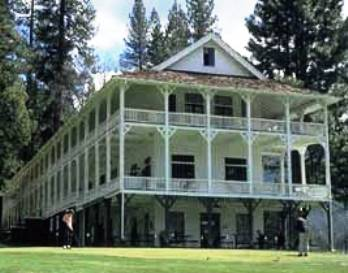 Wawona Hotel Golf Course,Wawona, California,  - Golf Course Photo