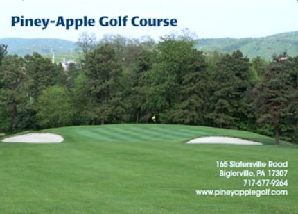 Piney Apple Golf Course, Biglerville, Pennsylvania, 17307 - Golf Course Photo