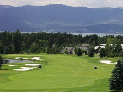 Eagle Bend Golf Club, Eagle Bend Course,Bigfork, Montana,  - Golf Course Photo
