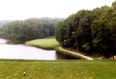 Golf Course Photo, Fairfield Glades, Stonehenge Golf Club, Fairfield Glade, 38558