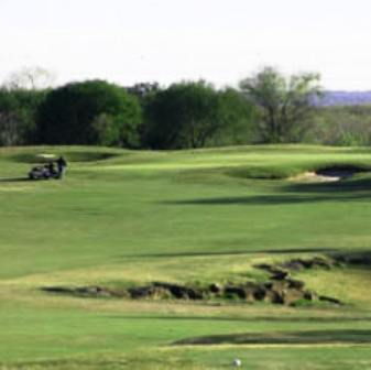Mission Del Lago Municipal Golf Course, San Antonio, Texas, 78221 - Golf Course Photo