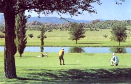 Golf Course Photo, Antelope Hills Golf Course, South, Prescott, 86301