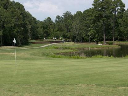 Gator Lakes Golf Course, Hurlburt Field, Florida, 32544 - Golf Course Photo