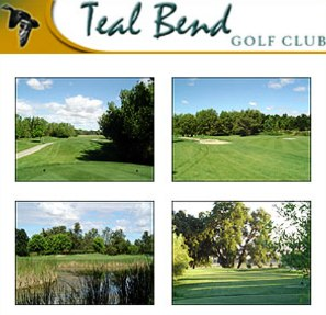 Golf Course Photo, Teal Bend Golf Club, The, Sacramento, 95837