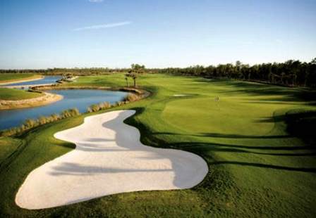 The Golf Club At Magnolia Landing,Fort Myers, Florida,  - Golf Course Photo