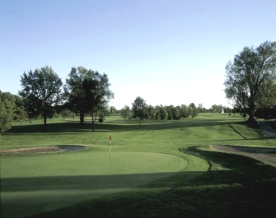 Golf Course Photo, Cedar Creek Golf Course, Leo, 46765