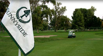 Sunnyside Country Club, Fresno, California, 93727 - Golf Course Photo