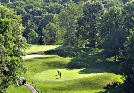 Oglebay Resort, Crispin Golf Course,Wheeling, West Virginia,  - Golf Course Photo