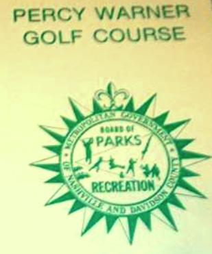Percy Warner Golf Course, Nashville, Tennessee, 37205 - Golf Course Photo