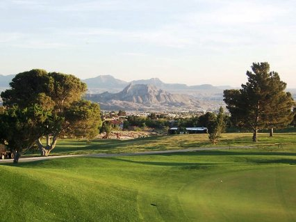 Coronado Country Club,El Paso, Texas,  - Golf Course Photo