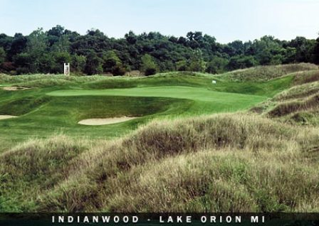 Indianwood Golf Country Club The New Course