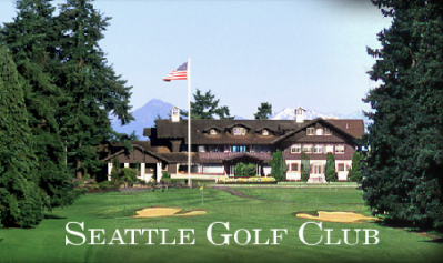 Golf Course Photo, Seattle Golf Club, Seattle, 98177
