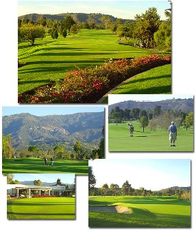 Santa Barbara Golf Club,Santa Barbara, California,  - Golf Course Photo