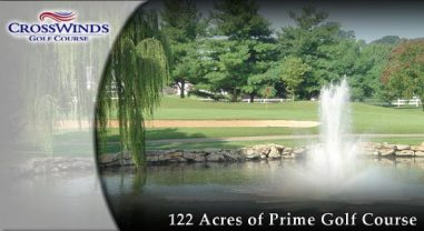 Golf Course Photo, CrossWinds Golf Course, Bowling Green, 42103