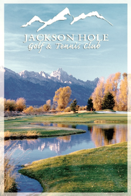 Jackson Hole Golf & Tennis Club,Jackson, Wyoming,  - Golf Course Photo