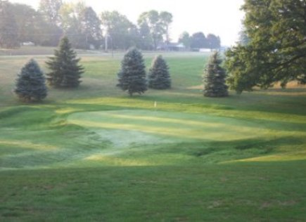 Stagecoach Golf Course,Lena, Illinois,  - Golf Course Photo