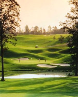 Golf Course Photo, Chateau Elan Golf Club & Resort, Woodlands Course, Braselton, 30517