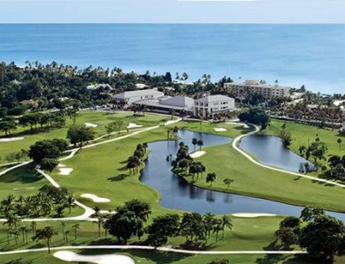 Naples Beach Hotel & Golf Club, Naples, Florida, 34102 - Golf Course Photo