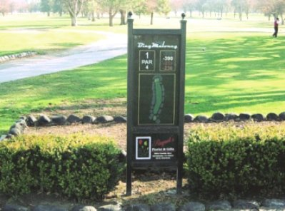 Bing Maloney Golf Course -Eighteen,Sacramento, California,  - Golf Course Photo