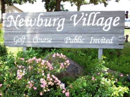 Newburg Village Golf Club,Cherry Valley, Illinois,  - Golf Course Photo