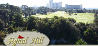 Signal Hill Golf Course,Panama City Beach, Florida,  - Golf Course Photo