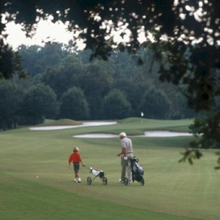 Disney World - Oak Trails,Lake Buena Vista, Florida,  - Golf Course Photo