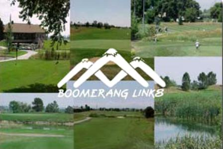 Boomerang Links,Greeley, Colorado,  - Golf Course Photo