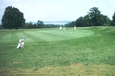 St. Lawrence State Park Golf Course,Ogdensburg, New York,  - Golf Course Photo