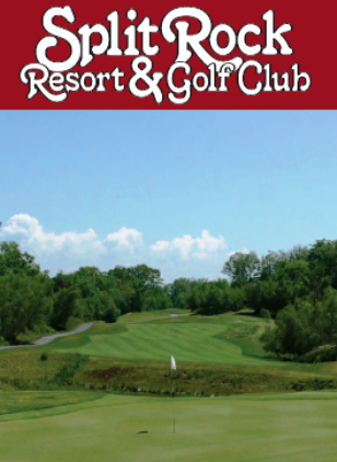 Split Rock Resort & Golf Club, South Course, Lake Harmony, Pennsylvania, 18624 - Golf Course Photo