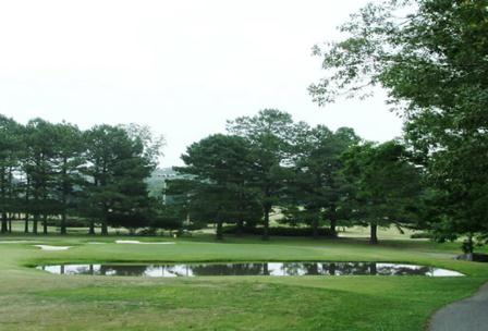 Wendell Coffee Golf Center