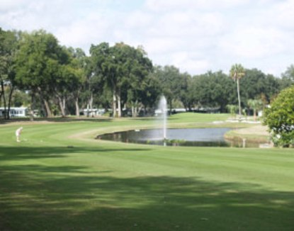 Continental Country Club,Wildwood, Florida,  - Golf Course Photo